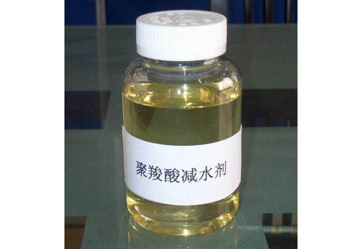 聚羧酸减水剂的麻面、泡沫层现象
