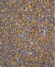彩色露骨料透水混凝土