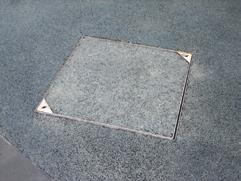 透水混凝土地坪井盖(价格)